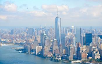Ausflugsvideo: Mit dem Helikopter über Manhattan