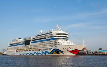 AIDA Cruises stellt neuen Firmen-Präsidenten vor