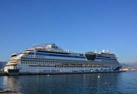 Schiffsrundgang auf AIDAblu