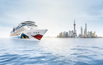 AIDAbella ab Frühjahr 2017 ganzjährig in Shanghai stationiert!